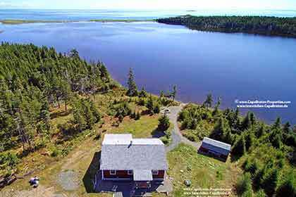 Real Estate on Cape Breton Island