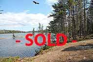 Real Estate for sale at River Denys near Bras d'Or Lake on Cape Breton Island, Nova Scotia, Canada