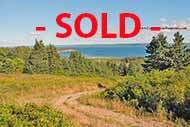 4.08 acre Building Lot overlooking Bras d'Or Lake for sale on Cape Breton Island, Nova Scotia, Canada