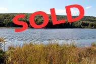 For Sale Building Lot 3.66 acr near Bras d`Or Lake with lake access on Cape Breton Island, Nova Scotia, Canada